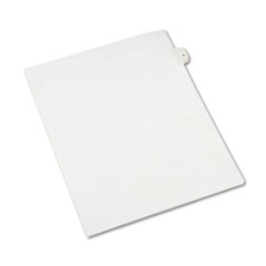 AVE82203 - Avery® Collated Legal Dividers Allstate® Style Side Tab