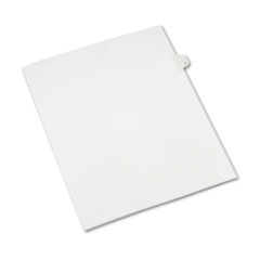 AVE82205 - Avery® Collated Legal Dividers Allstate® Style Side Tab