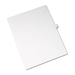 AVE82210 - Avery® Collated Legal Dividers Allstate® Style Side Tab