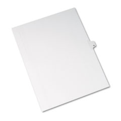 AVE82211 - Avery® Collated Legal Dividers Allstate® Style Side Tab