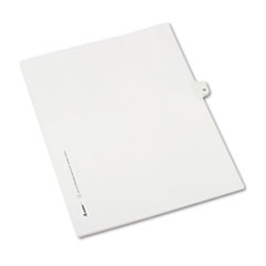 AVE82213 - Avery® Collated Legal Dividers Allstate® Style Side Tab