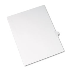 AVE82215 - Avery® Collated Legal Dividers Allstate® Style Side Tab