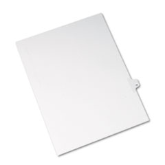 AVE82216 - Avery® Collated Legal Dividers Allstate® Style Side Tab