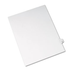 AVE82219 - Avery® Collated Legal Dividers Allstate® Style Side Tab