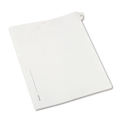 AVE82223 - Avery® Collated Legal Dividers Allstate® Style Side Tab