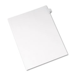 AVE82226 - Avery® Collated Legal Dividers Allstate® Style Side Tab