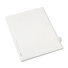AVE82228 - Avery® Collated Legal Dividers Allstate® Style Side Tab
