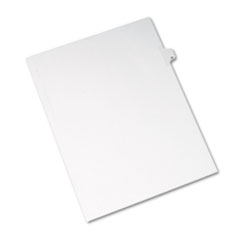 AVE82230 - Avery® Collated Legal Dividers Allstate® Style Side Tab
