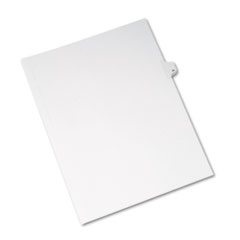 AVE82232 - Avery® Collated Legal Dividers Allstate® Style Side Tab