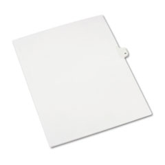 AVE82234 - Avery® Collated Legal Dividers Allstate® Style Side Tab