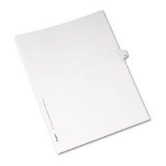 AVE82238 - Avery® Collated Legal Dividers Allstate® Style Side Tab