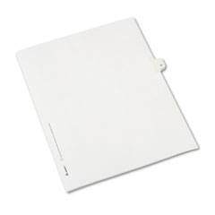 AVE82239 - Avery® Collated Legal Dividers Allstate® Style Side Tab