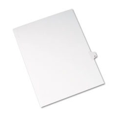 AVE82240 - Avery® Collated Legal Dividers Allstate® Style Side Tab