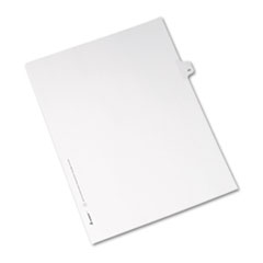 AVE82241 - Avery® Collated Legal Dividers Allstate® Style Side Tab
