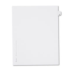 AVE82246 - Avery® Collated Legal Dividers Allstate® Style Side Tab