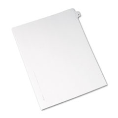 AVE82247 - Avery® Collated Legal Dividers Allstate® Style Side Tab