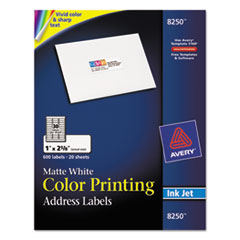 AVE8250 - Avery® Mailing Labels