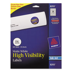 AVE8293 - Avery® Mailing Labels