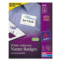 AVE8395 - Avery® Removable Adhesive Name Badges
