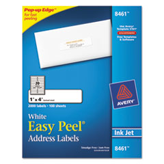 AVE8461 - Avery® Easy Peel® Address Labels