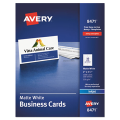 AVE8471 - Avery® Business Cards