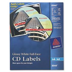 AVE8944 - Avery® Full-Face CD Labels