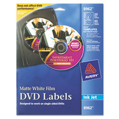 AVE8962 - Avery® DVD Labels
