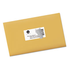 AVE95910 - Avery® Shipping Labels with Ultrahold™ Adhesive and TrueBlock® Technology