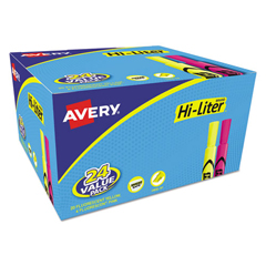 AVE98189 - Avery® Desk Style HI-LITER®