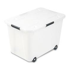 AVT34009 - Advantus® Rolling 15-Gal. Storage Box