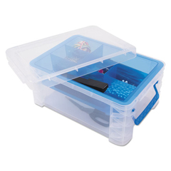 AVT37371 - Advantus® Super Stacker® Divided Storage Box