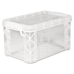 AVT40307 - Advantus Super Stacker Storage Boxes