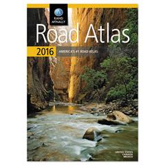 AVT528013130 - Rand McNally Road Atlas