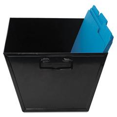 AVT63009 - Advantus® Steel File and Storage Bin