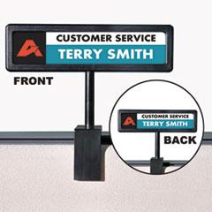 AVT75334 - Advantus® People Pointer Cubicle Sign