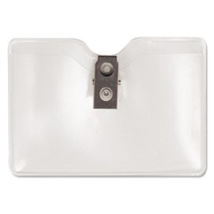 AVT75412 - Advantus® Security ID Badge Holders