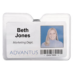 AVT75456 - Advantus® ID Badge Holders