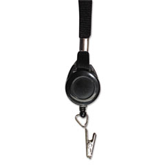 AVT75549 - Advantus® Lanyard with Retractable ID Reel