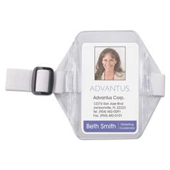 AVT75649 - Advantus® Arm Badge Holder