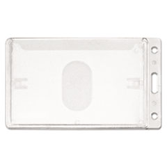 AVT76076 - Advantus® Frosted Badge Holder