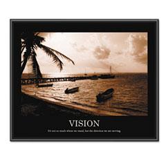 AVT78163 - Advantus® Framed Motivational Prints