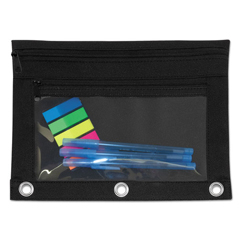 AVT94036 - Advantus® Binder Pouch with PVC Pocket