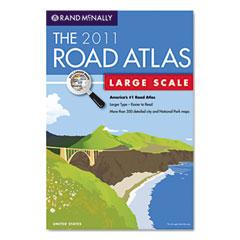 AVTRM528006282 - Rand McNally Large Scale Road Atlas