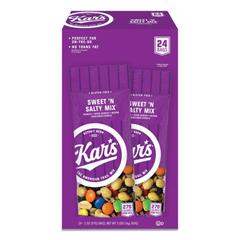 AVTSN08387 - Kars Nuts Sweet N Salty Mix, 2 oz Packets, 24 Packets/BX