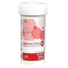 HSCAW230-BX - HospecoAirWorks™ 2.0 Next Generation Aircare Dispensing System Orchard Spice