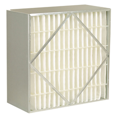PUR5360765343 - PurolatorAERO Cell™ Synthetic Headered Rigid Cell High Efficiency Filters, MERV Rating : 13
