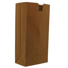 BAGGH16 - Grocery Paper Bags