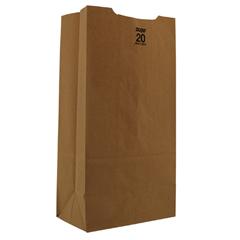BAGGH20 - Grocery Paper Bags