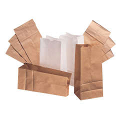 BAGGW20S-500 - General Grocery Paper Bags