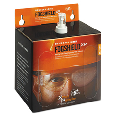 BAL8577 - Bausch  Lomb Sight Savers® FogShield Extreme Protection Disposable Safety Lens Cleaning Station